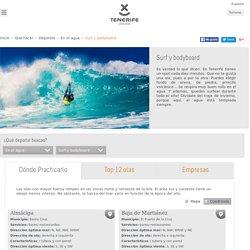 Surf y bodyboard - Tenerife