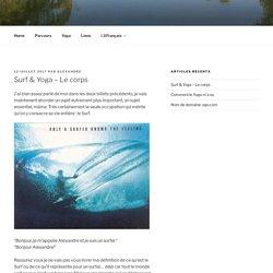 Surf & Yoga – Le corps – Alexandre Megret