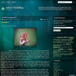 Achu's TechBlog