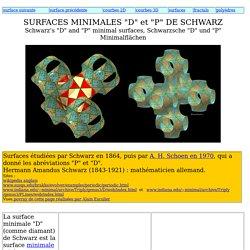 Surface de Schwarz