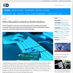 NSA-Skandal verändert Surfverhalten