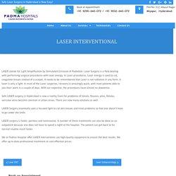 Laser Surgeon in Miyapur, Hyderabad - Dr Ramesh Pitchika