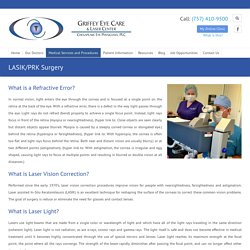 Cornea Transplant Surgery Center - Griffey Eye Care & Laser Center provides latest cornea transplant surgery in Chesapeake & Norfolk, VA.