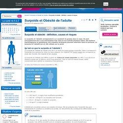Surpoids et obésité : définition, causes et risques