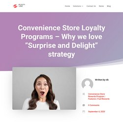 Surprise & Delight Rewards - Velocity Logic