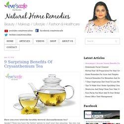 9 Surprising Benefits Of Crysanthemum Tea