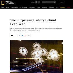 The Surprising History Behind Leap Year