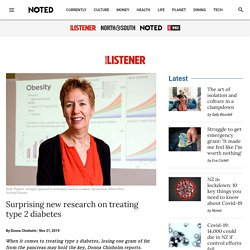 Surprising new research on treating type 2 diabetes