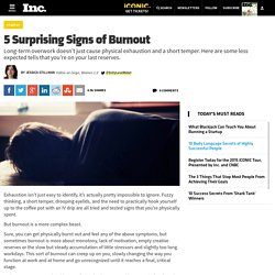 5 Burnout Signs for Leaders