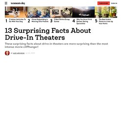 Surprising Facts About Drive-In Theaters — Drive-In Movie History