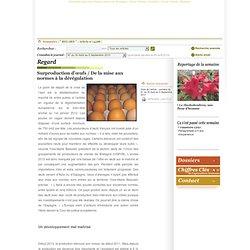 PAYSAN BRETON30/08/13Surproduction d'œufs / De la mise aux normes à la dérégulation