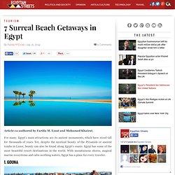 Surreal Beach Getaways in Egypt