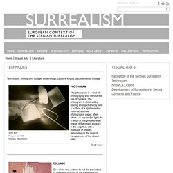 Surrealism: Techniques