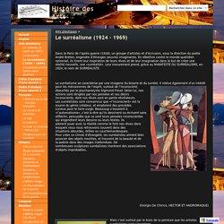 Le surréalisme (1924 - 1969) - Histoire des Arts