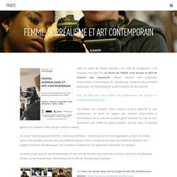Femme, Surréalisme et Art contemporain