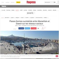 Passe d'armes surréaliste entre Marseillais et Daech sur les réseaux sociaux