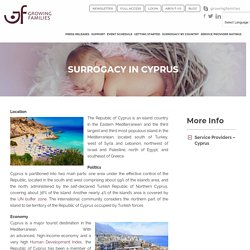 Surrogacy in Cyprus