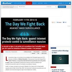 The Day We Fight Back: quand Internet proteste contre la surveillance massive
