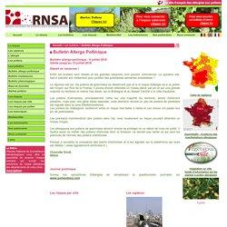 Le Réseau National de Surveillance Aérobiologique (R.N.S.A.)