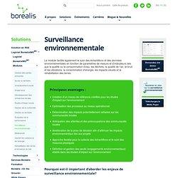 Module de Surveillance Environnementale Borealis