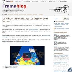 La NSA et la surveillance sur Internet pour les nuls