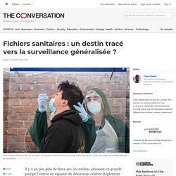 Fichiers sanitaires : un destin tracé vers la surveillance généralisée ?