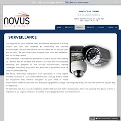 Novus Technology Integration