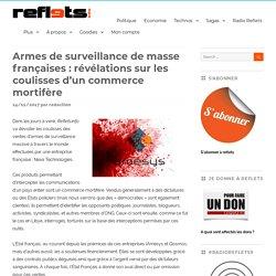 Armes de surveillance de masse françaises : révélations sur les coulisses d'un commerce mortifère