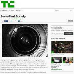 Surveillant Society