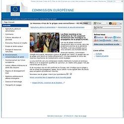 EUROPE 05/05/09 Le nouveau virus de la grippe sous surveillance