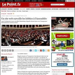 Un site web surveille les lobbies à l'Assemblée, actualité Tech & Net : Le Point