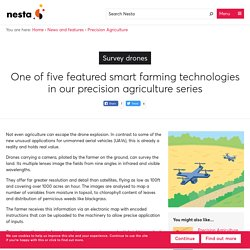 *****Drones, robots, GIS in agriculture