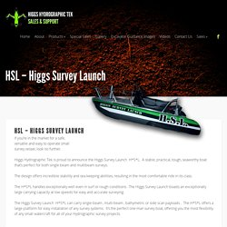 HSL – Higgs Survey Launch