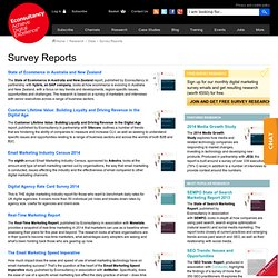 Survey Reports