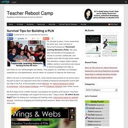 PLNs: Teachers & Social Media