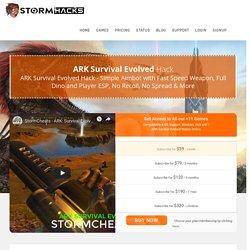 ARK Survival Evolved Hacks, Aimbot, ESP Cheats