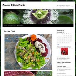 Zoom's Edible Plants