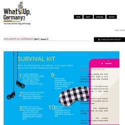 Useful Survival Kit Tips