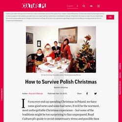 How to Survive Polish Christmas