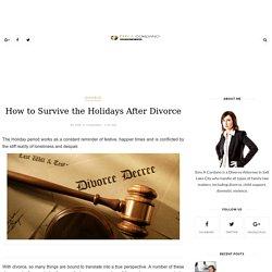 How to Survive the Holidays After Divorce - Divorce Lawyer Salt Lake City