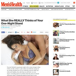 Survive Your One-Night Stand