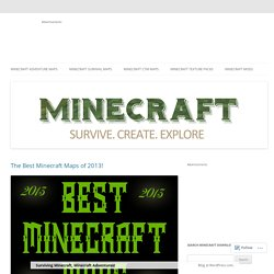 Surviving Minecraft | Surviving minecraft one block at a time…