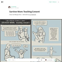 Survivor Mom: Teaching Consent