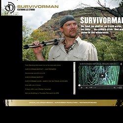 Survivorman Official Website