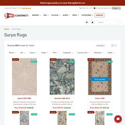 Buy Surya Rugs in Canada at Lowest Price