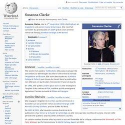 Susanna Clarke