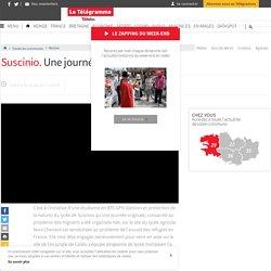 Suscinio. Une journée avec les migrants - Morlaix - LeTelegramme.fr