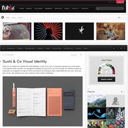 Sushi & Co Visual Identity