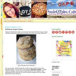 Gooseberry Patch cookbook giveaway with Best-Ever Cookies Cookbook Review & Recipes