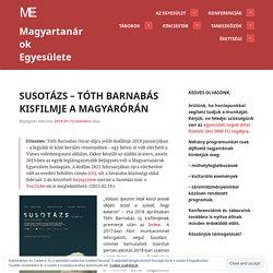 Susotázs – Tóth Barnabás kisfilmje a magyarórán